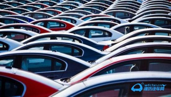 中国汽车业健康指标再亮红灯 库存能否消化成未知数