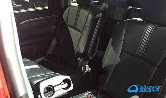 新丰田汉兰达搭载8at变速箱