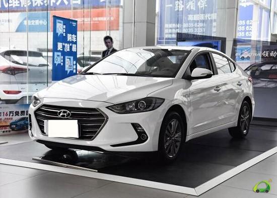 北京现代领动欢迎莅临赏鉴 价格直降2万